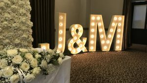 light up letter hire at bedford lodge hotel newmarket