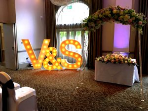wedding letters to hire suffolk